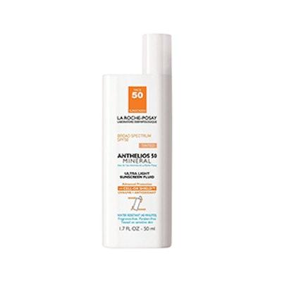 Anthelios SPF 50 Mineral Ultra-light Sunscreen Fluid