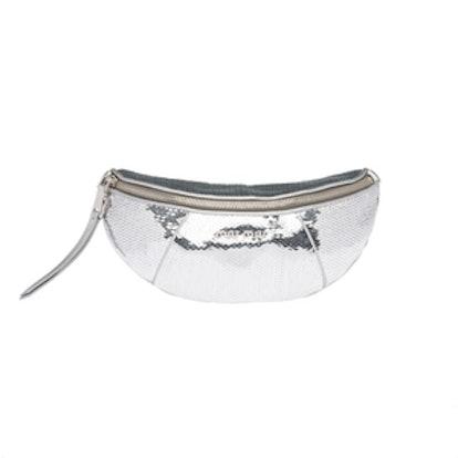 Sequin Belt Bag