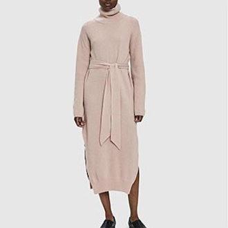 Nanushka Canaan Turtleneck Knit Dress