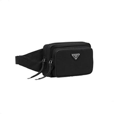 Prada Nylon and Leather Belt Bag
