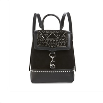 Rebecca Minkoff Bree Studded Leather Convertible Backpack
