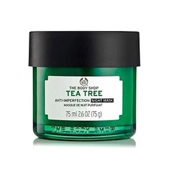 The Body Shop Tea Tree Anti-Imperfection Night Mask
