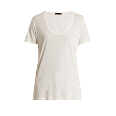 Stilton Scoop-Neck T-Shirt