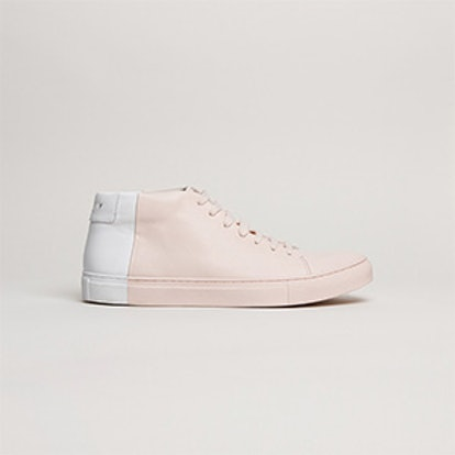 Two-Tone Mid-Tops