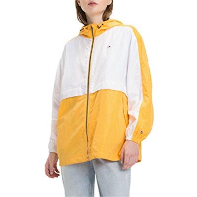 TJW Stripe Windbreaker Jacket