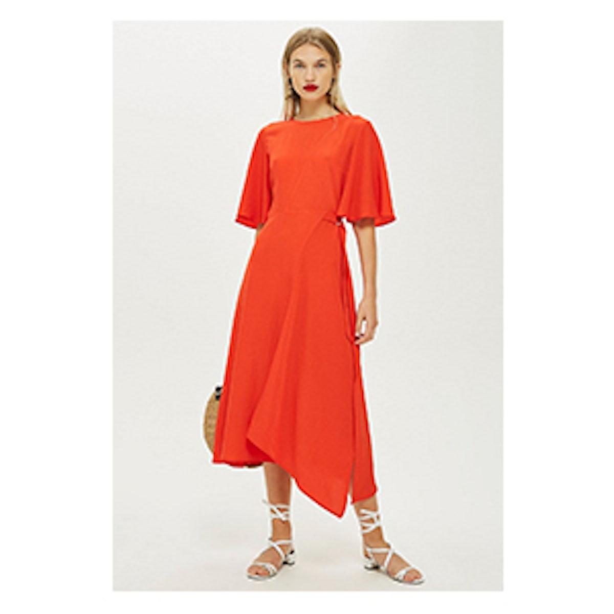 Cut About Midi Dress