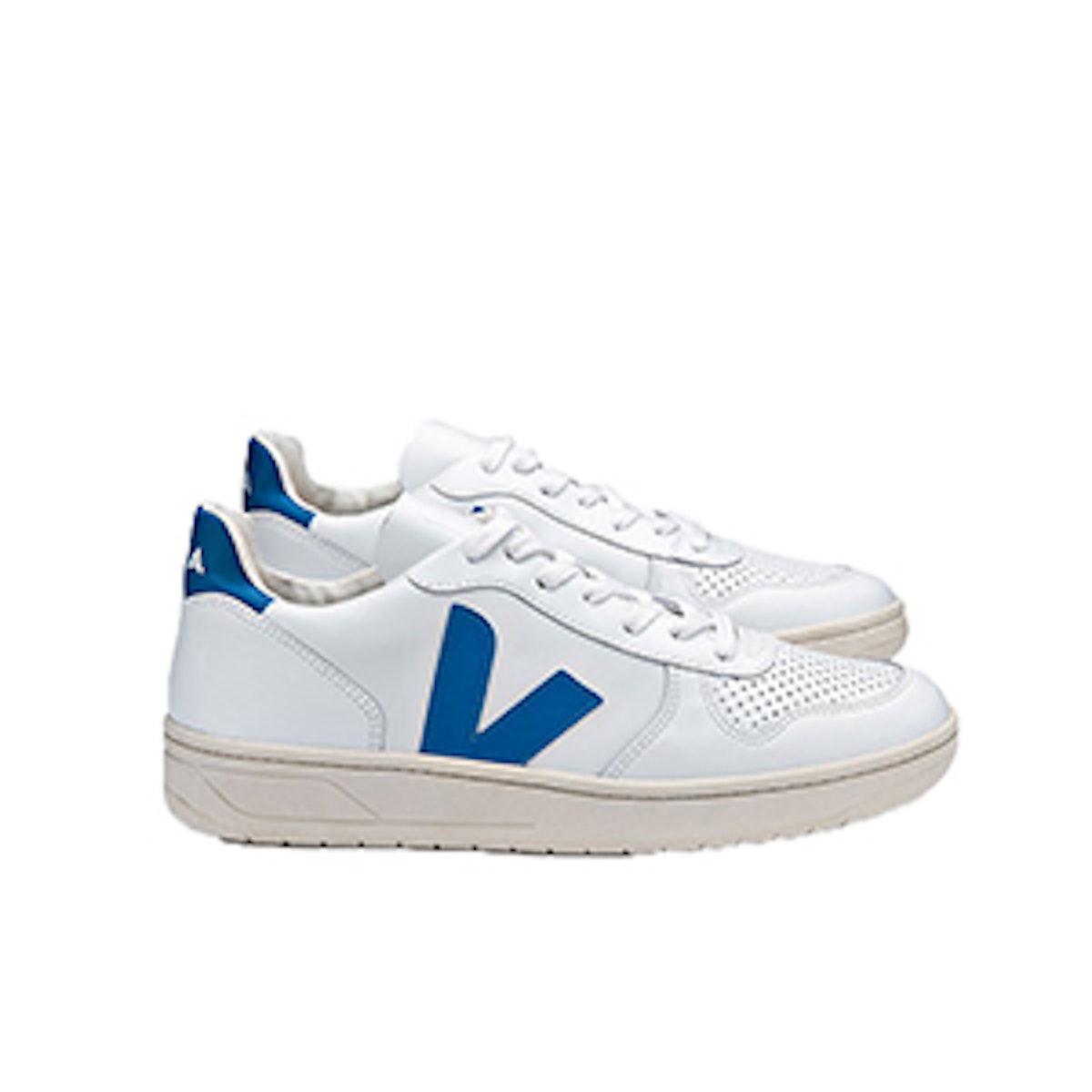 V-10 Extra White Swedish Blue