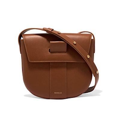 Miles Leather Shoulder Bag