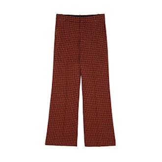 Masculine Plaid Pants