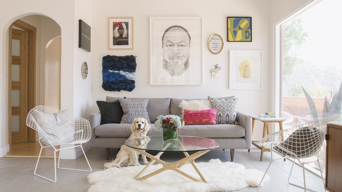 How To DIY A Gallery Wall