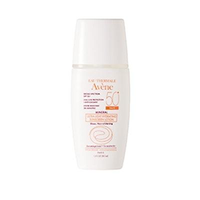 SPF50+ Mineral Ultra-Light Hydrating Sunscreen Lotion