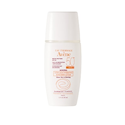 SPF50+ Mineral Ultra-Light Hydrating Sunscreen Lotion