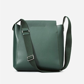 The Form Bag In Dark Green