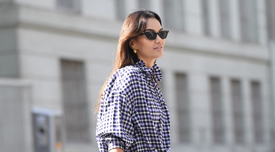 d3da288a5 How To Make Gingham Work For Fall