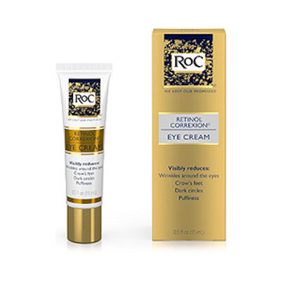 RoC Retinol Correxion Eye Cream