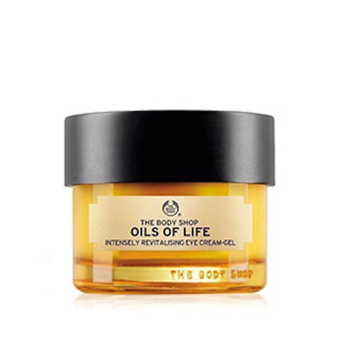 Oils Of Life Intensely Revitalizing Eye Cream-Gel
